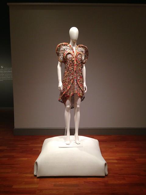 threeASFOUR dress