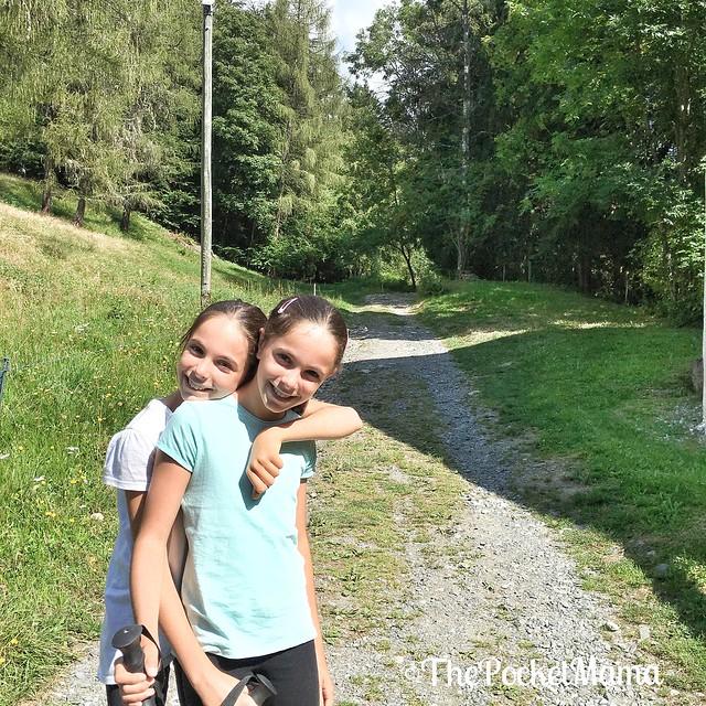 chamonix coi bambini - cosa vedere