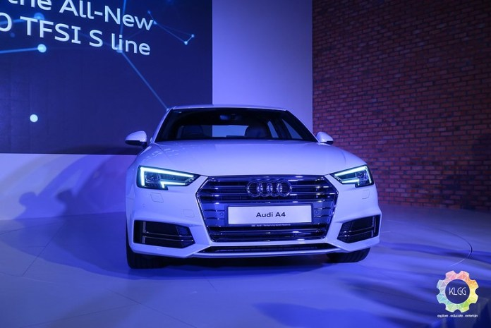 Audi A4 9th Generation Launch in Malaysia
