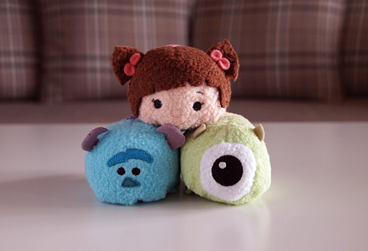 Monsterit Oy Tsum Tsum