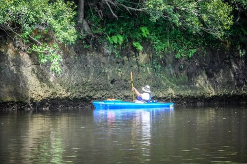 Edisto Beer Commercial and Rope Swing Float-133