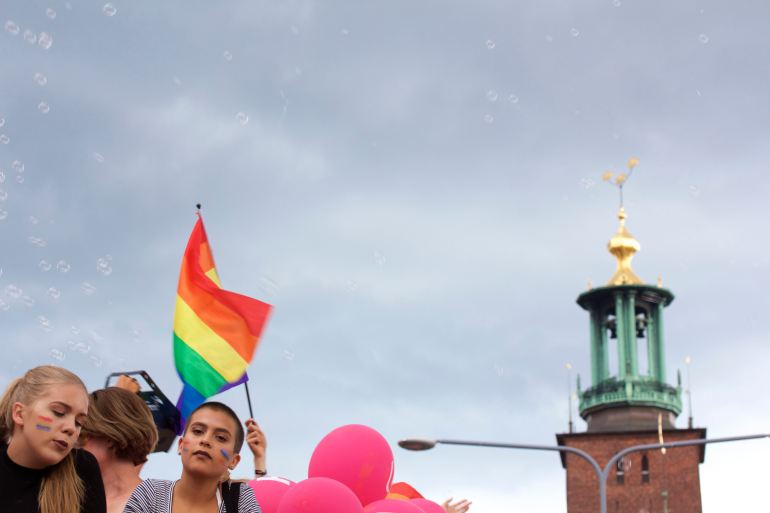 Stockholm Pride 2016 F!