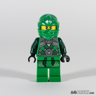 Review Livre LEGO Ninjago DK Build Your Own Adventure 04