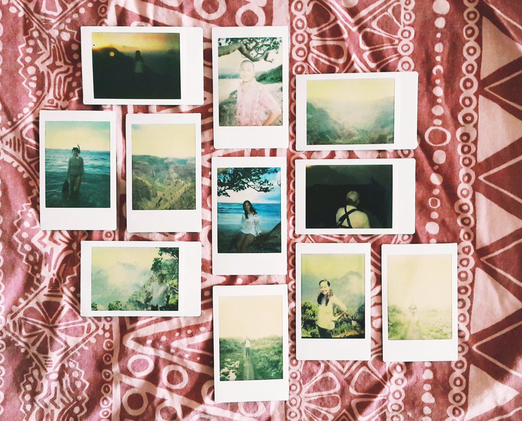 Hawaii Polaroids