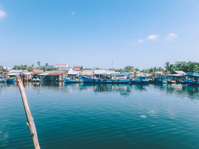 Phu Quoc Island Guide | Vietnam | Fishing Boats on Duong Dong River