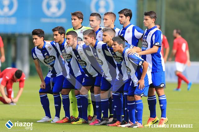Tercera División 16/17. Fabril - Bergantiños