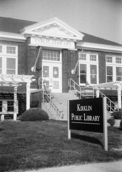 Kirklin Pvblic Library