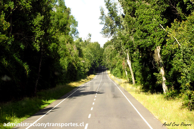 Ruta Osorno - Cardenal Samoré | KFE281