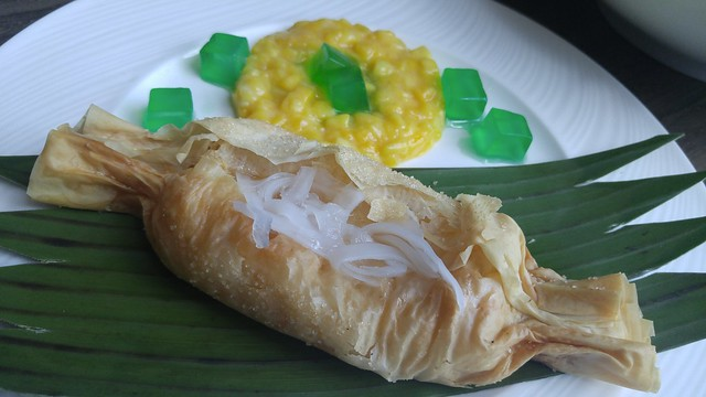 Marco Polo Ortigas Manila lunch