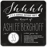 35th birthday invitations shutterfly