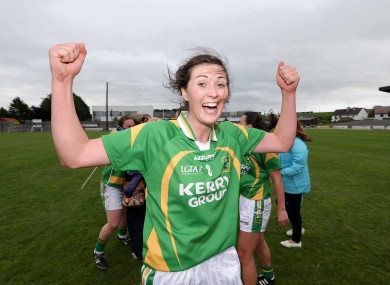 Castleisland Desmonds captain Lorraine Scanlon (file photo).