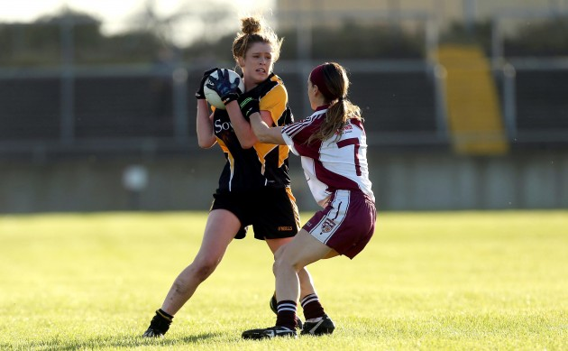 Maire O'Callaghan and Grainne McDaid