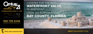 Bay County Florida offers the best waterfront value in America