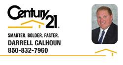 Darrell Calhoun | REALTOR® | Panama City, Florida | Century 21 Commander Realty