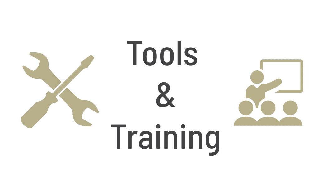 Tools & Training