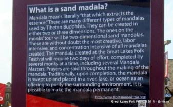 What is sand madala..?