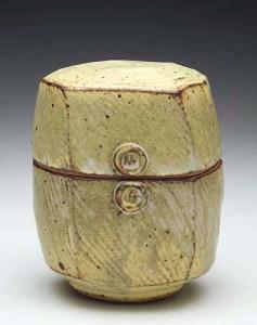 MacKenzie stoneware box