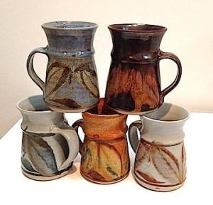 Robin Hopper Mugs