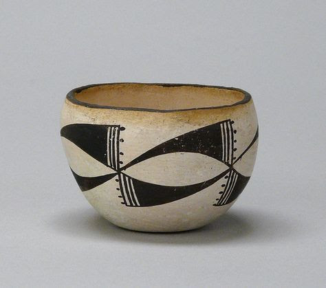 Acoma Pueblo pottery