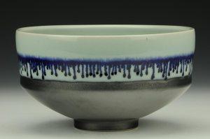 Porcelain bowl by Alex Thullen