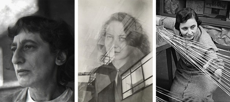 Forgotten Females of the Bauhaus