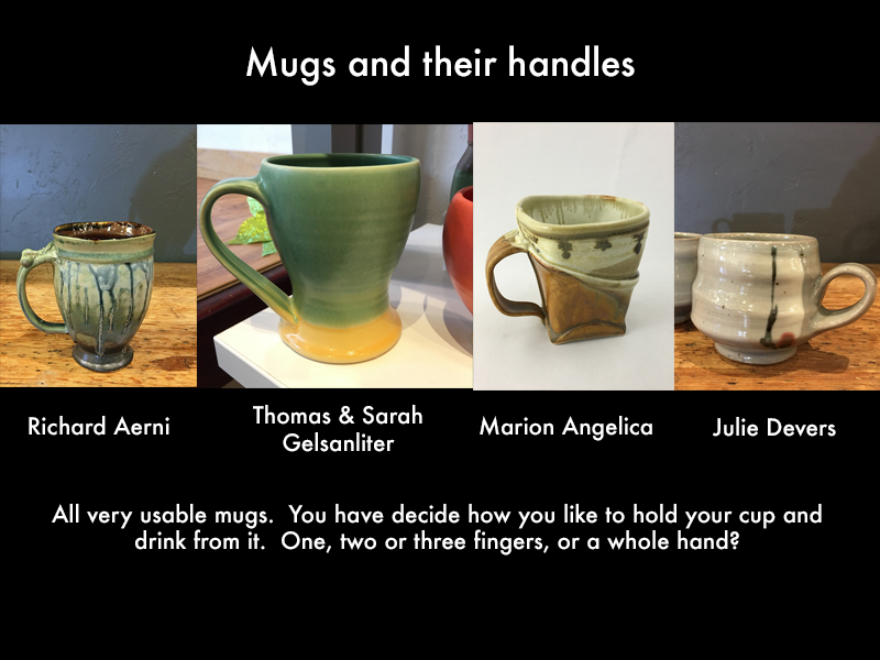 mugs variety of