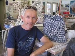 Graham Hay image of artist