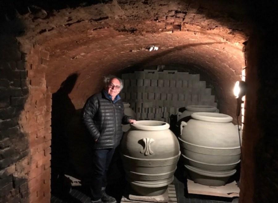 Tony Clennell, Italian ceramics, la Meridiana