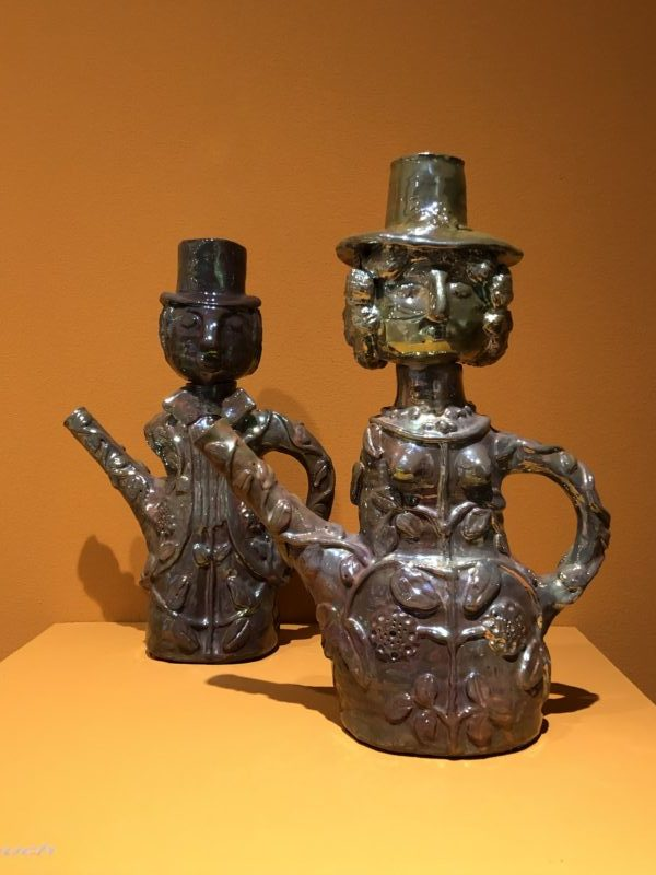 Beatrice Wood, ceramic artist