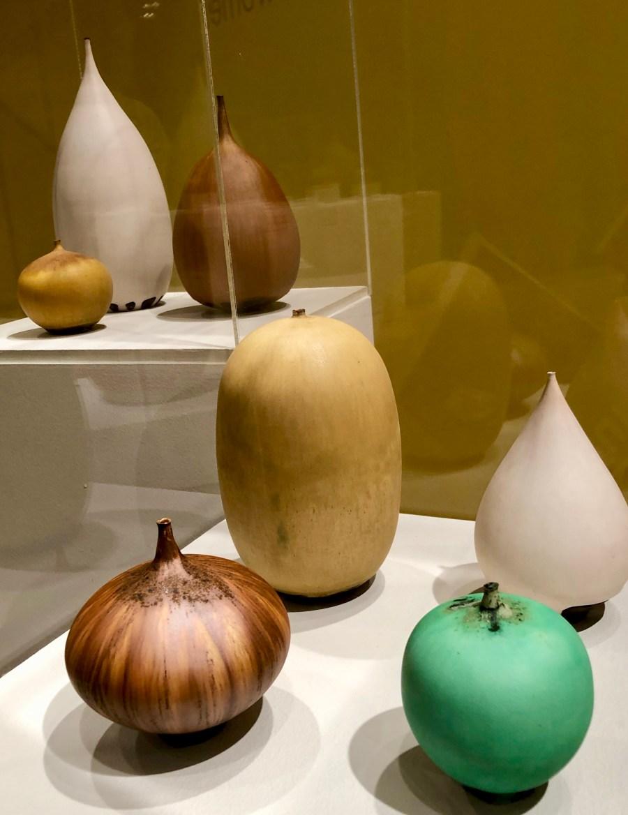 Rose Cabot porcelain vases