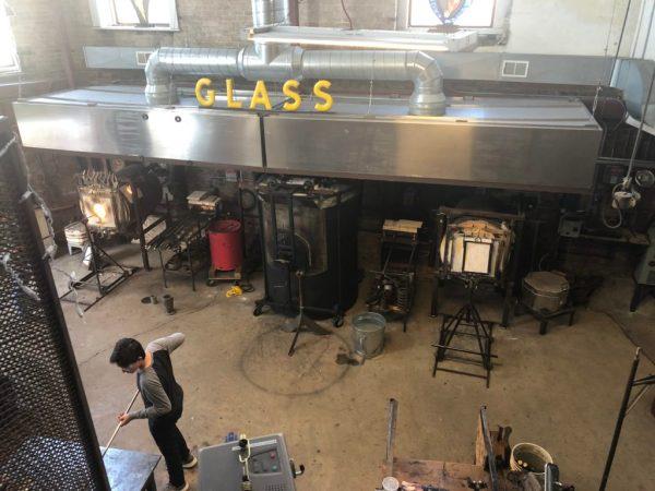 Eli Zilke Glass Blowing Studio