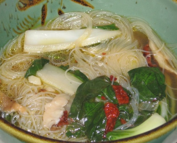 Happy Soup recipe