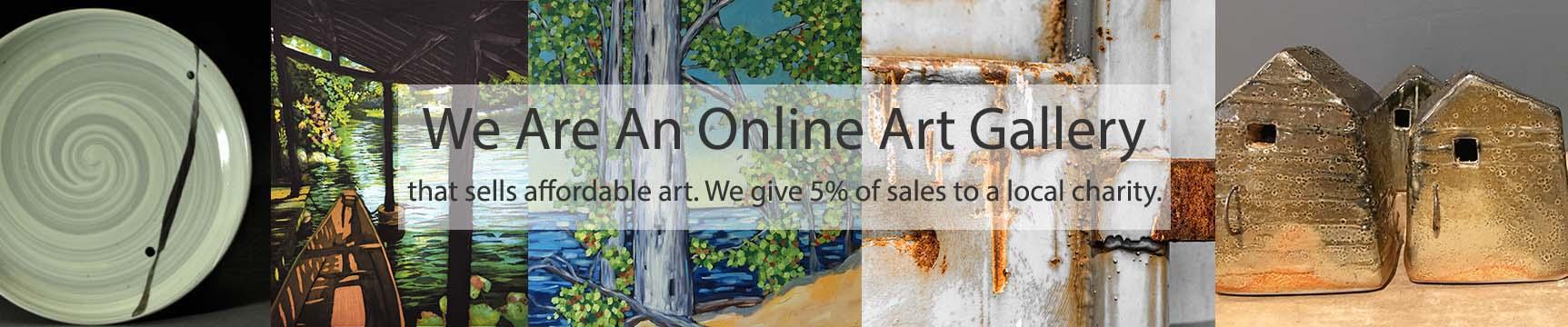 C2C Gallery Is A Unique Online Art Gallery
