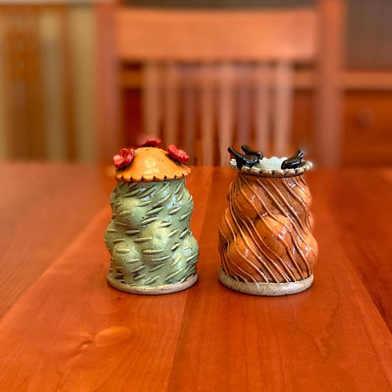 Salt & Pepper Shaker Sets