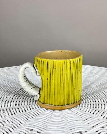 handmade ceramic mug by cory mccrory