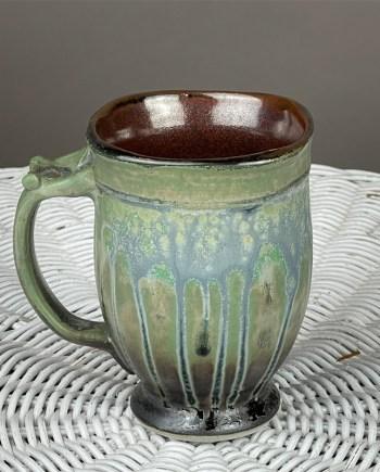 handmade ceramic mug by richard aerni