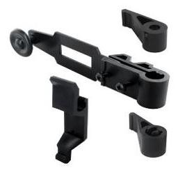 Accessoires espagnolette composite noir