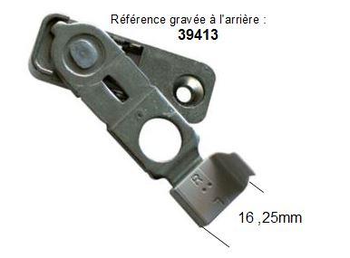 Disabled Thumbturn /& Libération Indicateur POLI 316 Grade Acier EuroSpec SW105