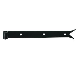 Pentures acier queue de carpe Ø 14