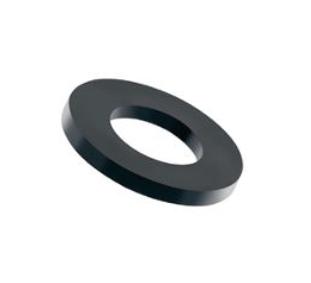 Epaisseur L=20mm 5x ENTRETOISE PLASTIQUE M12 NOIRE EPAISSEUR 4 A 20MM ID 13mm OD 25mm POUR VIS TUBE RONDELLE