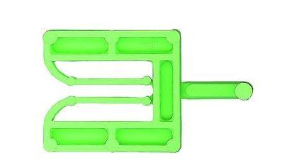 Cales plastique