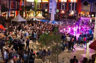 Design It Yourself Fair in Surabaya Town Square, 2013