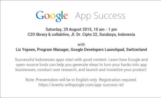 GoogleAppSuccess-C2O