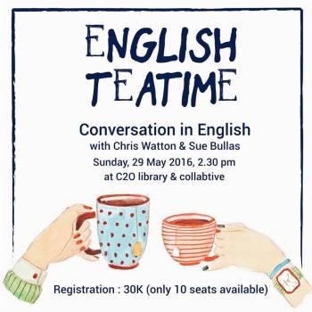 EnglishTeatime20160529