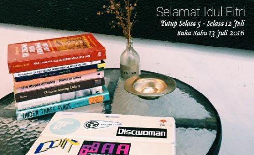 Discwoman-TutupLebaran