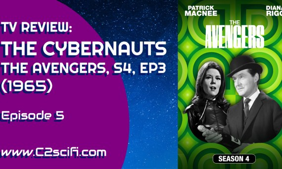 TV Show Review of The Cybernauts episode of The Avengers