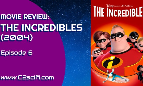 C-Squared review of The Incredibles 2004