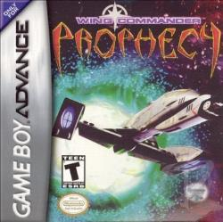 Wing Commander Prophecy GBA