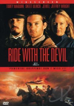 Ride With the Devil DVD Cover