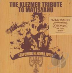 Klezmer Tribute to Matisyahu CD Cover Art